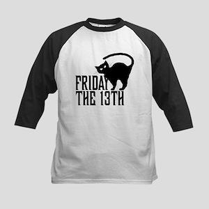 Friday 13th Kids Baseball Jersey