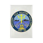 USS Bolster (ARS 38) Rectangle Magnet (100 pack)