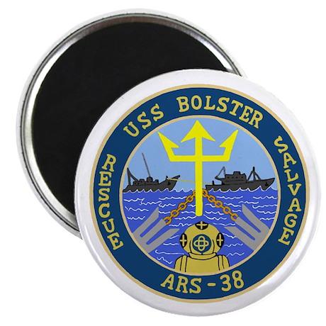 USS Bolster (ARS 38) Magnet