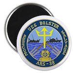 """USS Bolster (ARS 38) 2.25"""" Magnet (100 pack)"""