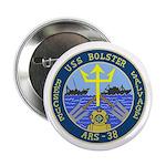 """USS Bolster (ARS 38) 2.25"""" Button (100 pack)"""