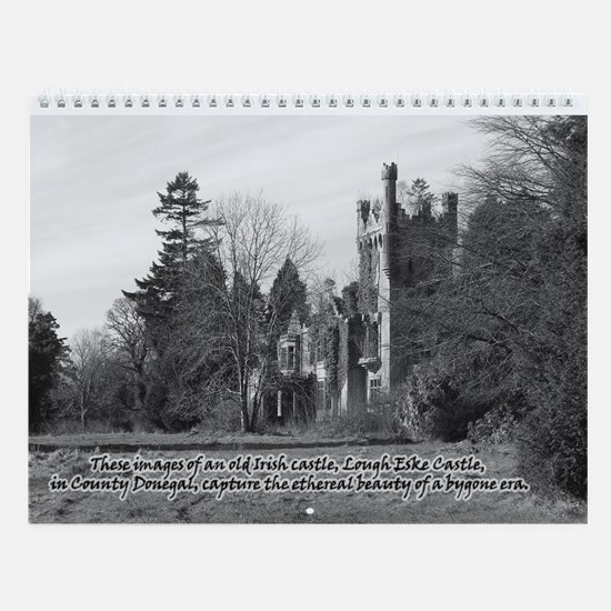 Wall Calendar - Old Irish Castle