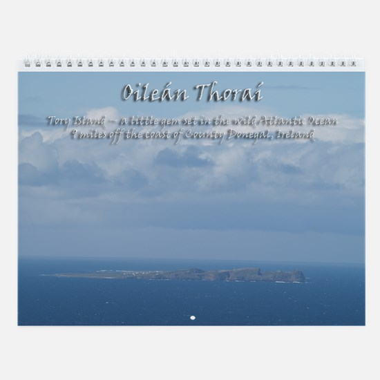 Wall Calendar - Tory Island, Co Donegal, Ireland