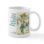 Peter and the King Mug