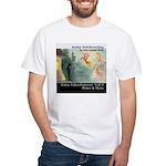 I Love Peter White T-Shirt