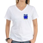 Rubenchik Women's V-Neck T-Shirt