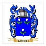 Rubenchik Square Car Magnet 3