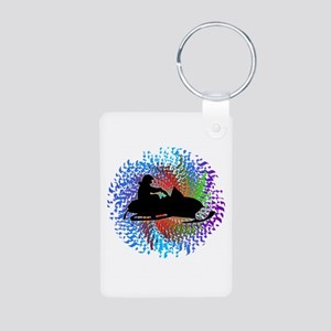 SNOW MAGIC Keychains