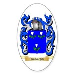 Rubenchik Sticker (Oval 50 pk)
