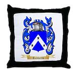 Rubberts Throw Pillow