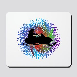 SNOW MAGIC Mousepad