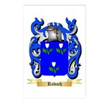 Rubach Postcards (Package of 8)