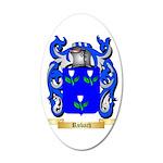 Rubach 35x21 Oval Wall Decal