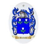 Rubach Oval Ornament