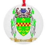 Ruane Round Ornament