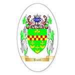 Ruan Sticker (Oval 10 pk)