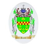 Ruan Oval Ornament