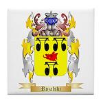 Rozalski Tile Coaster