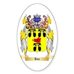 Roz Sticker (Oval 50 pk)