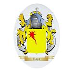 Royo Oval Ornament