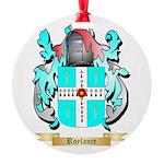 Roylance Round Ornament