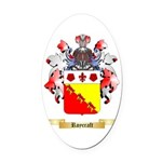 Roycraft Oval Car Magnet