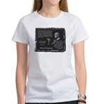 Foucault's Critique Women's T-Shirt