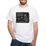 Foucault's Critique White T-Shirt