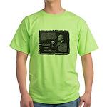 Foucault's Critique Green T-Shirt