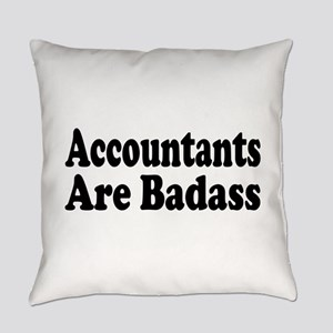 accountant6 Everyday Pillow