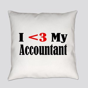 accountant3 Everyday Pillow