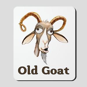Old Goat Mousepad