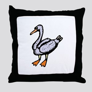 Goose Throw Pillow