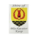 Blackwater Keep Rectangle Magnet (100 pack)