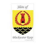 Blackwater Keep Rectangle Sticker