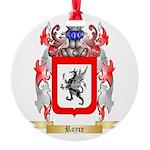 Royce 2 Round Ornament