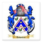 Rowntree Square Car Magnet 3
