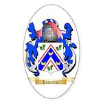 Rowntree Sticker (Oval)