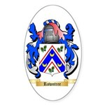 Rowntree Sticker (Oval 10 pk)