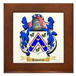 Rowntree Framed Tile