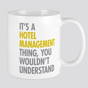 Hotel Management Mugs