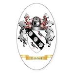 Rowland Sticker (Oval)