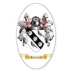 Rowland Sticker (Oval 50 pk)