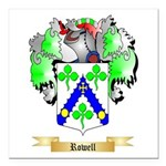 Rowell Square Car Magnet 3