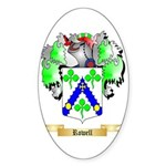 Rowell Sticker (Oval 10 pk)