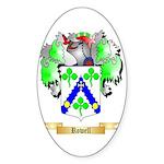 Rowell Sticker (Oval 50 pk)