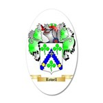 Rowell 35x21 Oval Wall Decal