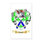 Rowell 20x12 Wall Decal