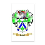 Rowell 35x21 Wall Decal