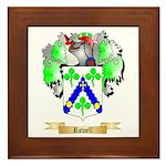 Rowell Framed Tile